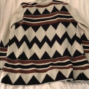 BB Dakota Sweaters - BB Dakota Aztec Sweater
